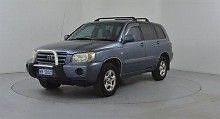2003 Toyota Kluger Wagon Mordialloc Kingston Area Preview