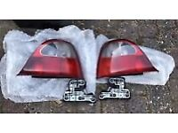 Rover 200/216/214 tail lights