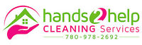 We offer HANDS 2 HELP for all your CLEANING needs.
