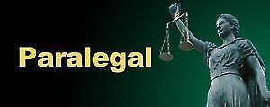 Traffic Ticket - Paralegal Services