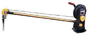 Penn 625 downrigger ebay for Balls deep fishing weights