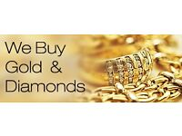 *DIAMOND & GOLD JEWELLERY WANTED*INSTANT CASH PAYMENT!