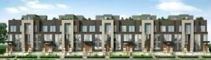 Brand New 2 Bdrm/2 Bath, Stacked Townhouse In Etobicoke, Very Sp