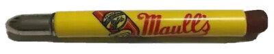 Vtg Maull's Genuine Barbecue Sauce Bullet Pencil Maull St Louis Missouri Food MO