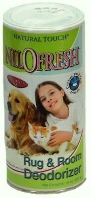 Nilofresh Rug and Room Deodorizer Red Clover Tea Scent 14 oz Part 12NFPRC (Nilofresh Rug)