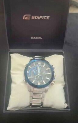 casio ediface eqb-800 watch