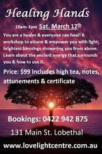 March Workshops! Lobethal Adelaide Hills Preview