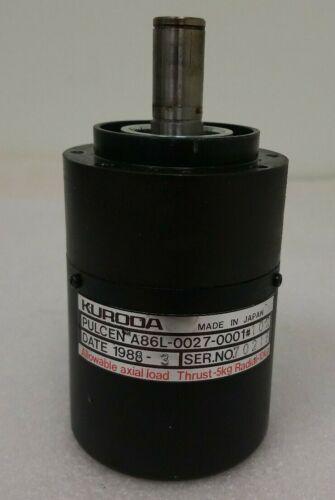Kuroda spindle encoder A86L-0027-0001