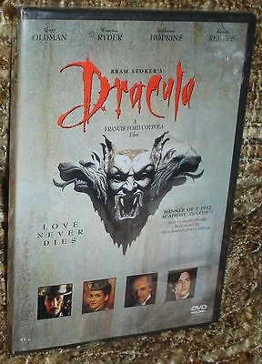 Bram Stoker's Dracula Dvd And Sealed, Rare, A Francis Ford Coppola Film