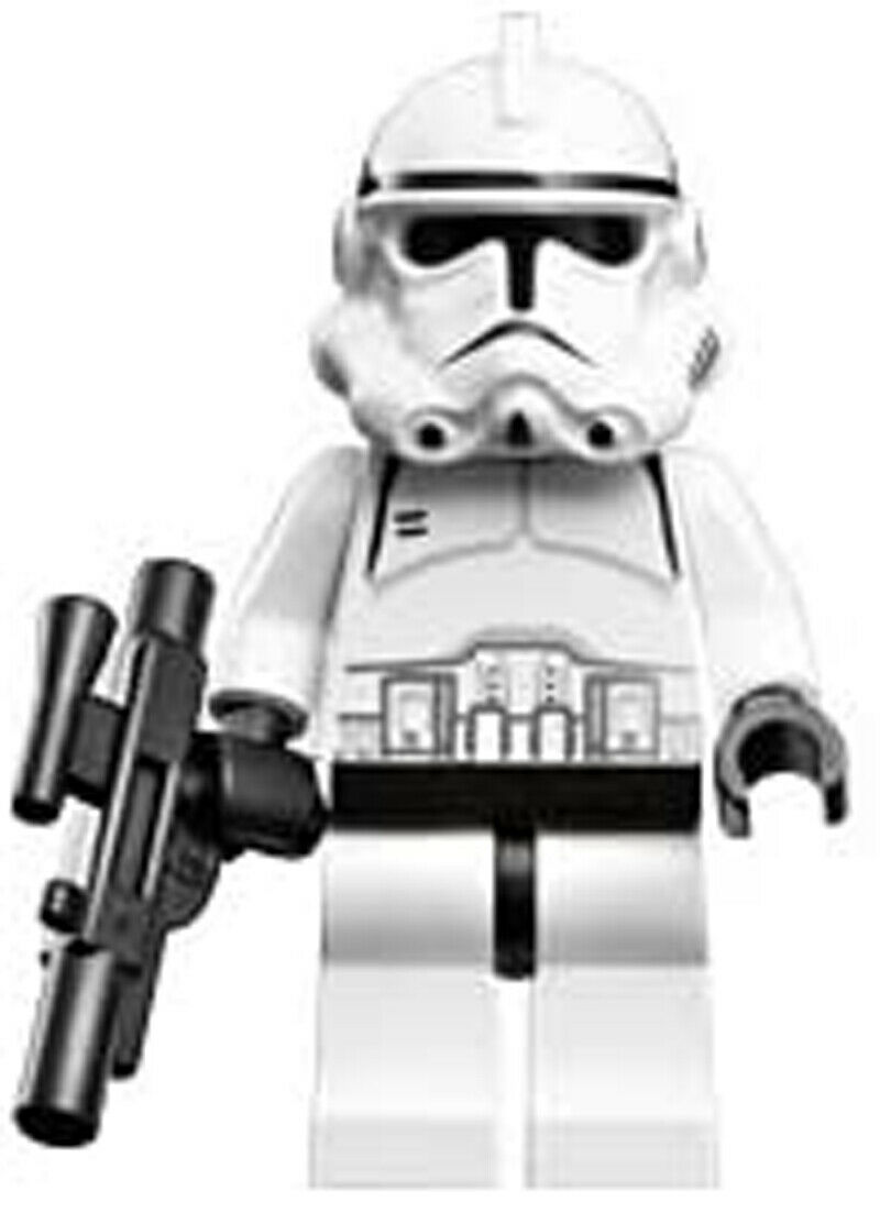 Lego star wars episode 3 clone troopers please choose red white yellow