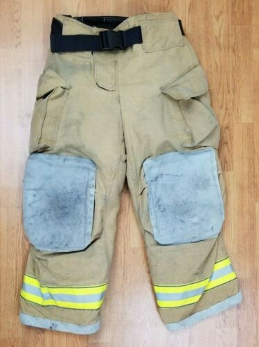 Cairns MFG. 2012 NEW Firefighter Turnout Bunker Pants 32 x 28