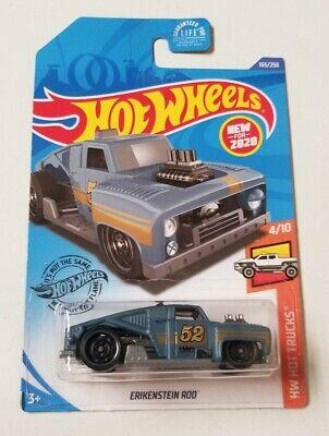 2020 Hot Wheels Erikenstein Rod * J Case * NIP 1:64 Scale