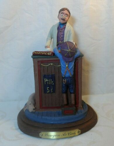 "The Demott Heritage Collection Rare ""Prescription for Candy"" Figurine"