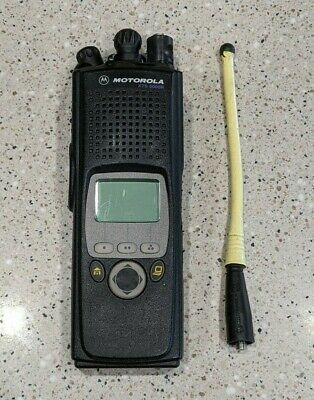Motorola Xts5000r H18ucf9pw6an 700800 Model Ii P25 Radio Flash 5800080004820