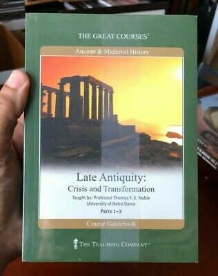 """New Sealed """"Late Antiquity"""" The Great Courses - The Teaching Company"""