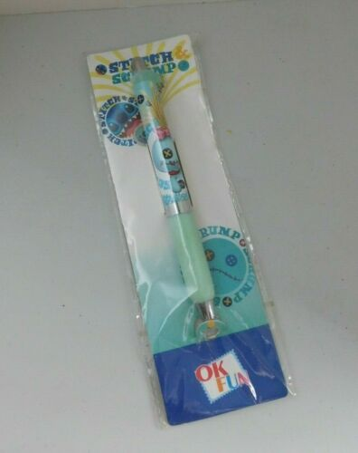 Disney Circle K Lilo Stitch & Scrump Pen