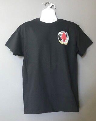 Army Special Ops Forces ODA CAG DELTA BLACK Morale Short Slv T-Shirt SINE PARI