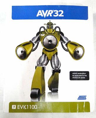 Atmel Atevk1100 Development Boards Kits Avr At32uc3a Series Eval Kit Evk1100
