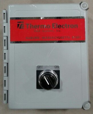 Thermo Electron Web System Onoff Ssac Rs4a11 120vac Time Delay 201tw