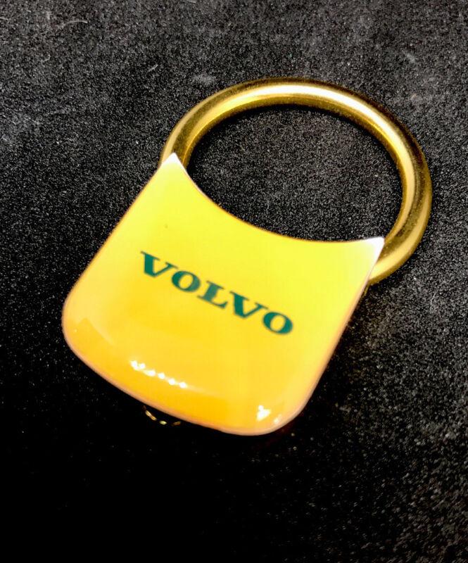 Vintage Volvo Key Chain Keyfob 240 P1800 242gt 740 850 T5r