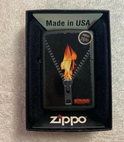 Zippo Flame Designed Lighter ^