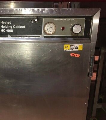 Henny Penny Heated Holding Cabinet Model Hc-908