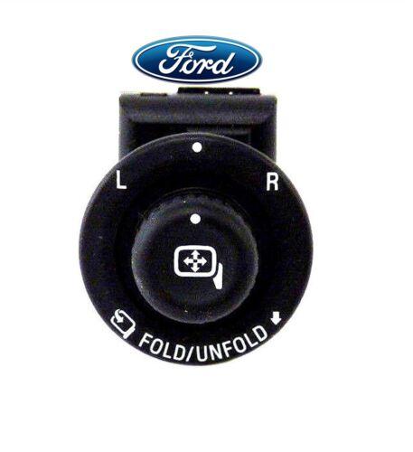 NEW OEM Ford F150 F250 Power Fold Side View Mirror Switch Control 7L1Z17B676AA