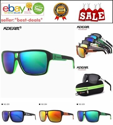 Dragon Style Polarized Sunglasses Men Color-Mix Outdoor For All With Box Sale US