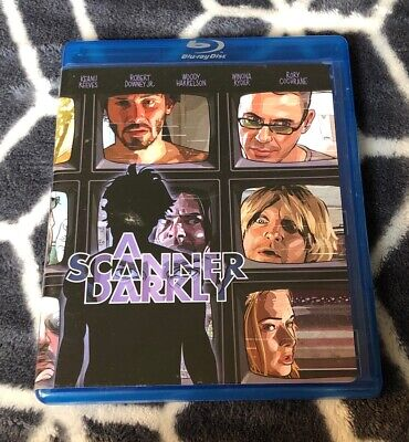 A Scanner Darkly (Blu-ray Disc, 2007)