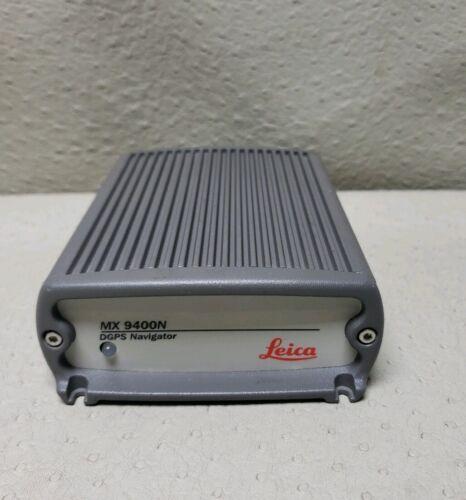 Leica MX9400N DGPS Navigator | Part No: 10097ASY | Made In U.S.A  #3197