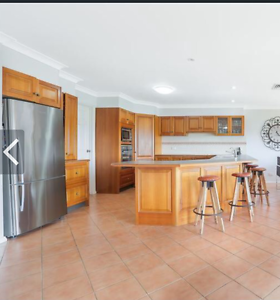 Timber Kitchen Grose Vale Hawkesbury Area Preview