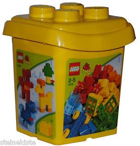 LEGO® Duplo - Steine & Co. 5538 Bausteineimer NEU und OVP