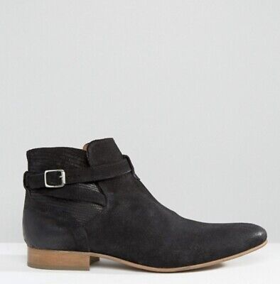 House Of Hounds Suede Jodphur Chelsea Boots/ size US 11.5/ Retails $136!
