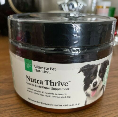 Nutra Thrive Canine Nutritional Supplement for Dogs