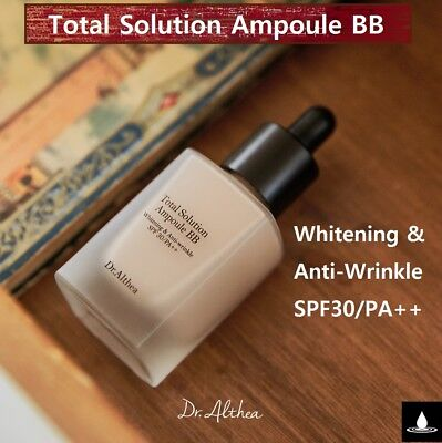DR.ALTHEA TOTAL SOLUTION AMPOULE BB CREAM Whitening & Anti-wrinkle SPF30/PA++