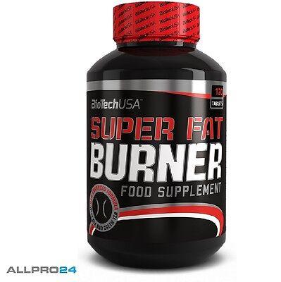SUPER Fatburner XXL 120 Tab schnell abnehmen Turbo Slim Stoffwechsel(9,22€/100g)