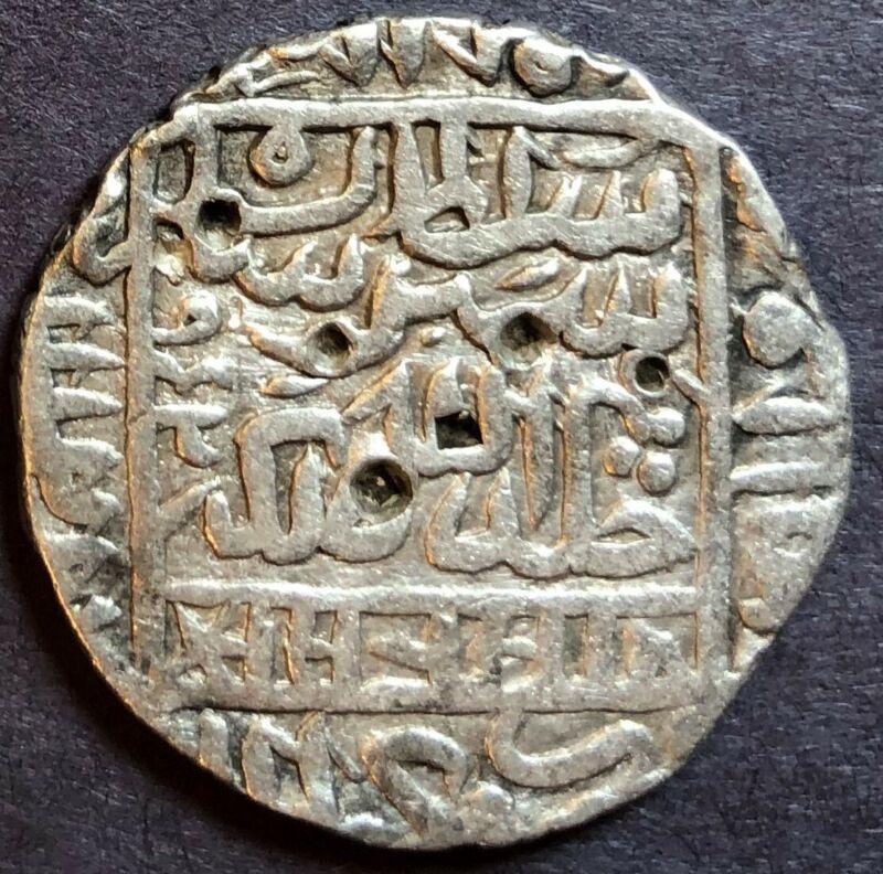 India, Delhi Sultanate, Sher Shah Suri (1538-45) Silver rupee D781, AH 952