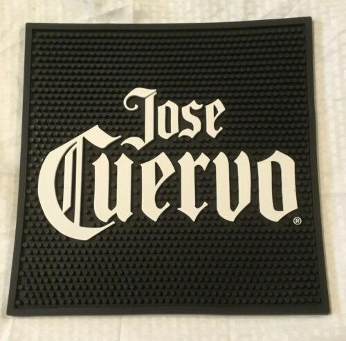"""Jose Cuervo Rubber Bar Spill Mat 15"""" x 15"""" ~NEW"""