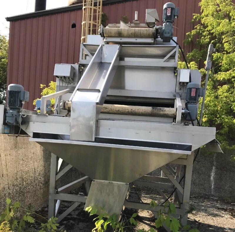 Vegetable Food Profiler Finis Food Processing Equipment FRPS 10