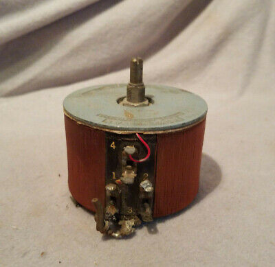 Vintage Powerstat Variable Autotransformer The Superior Electric Co