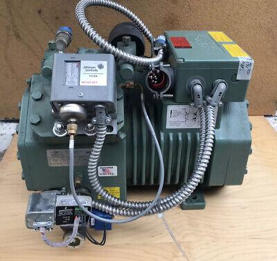 Bitzer 4c1385sl-2du Compressor Semi-hermetic Air Or Refrigerant Cooled 6 Hp