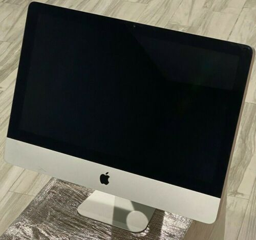 "Apple iMac 21.5"" A1311 2011 / 3.1GHz / 8GB RAM / 256GB HD / HSiera / A Cond!!!"