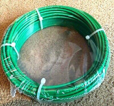 8 Gauge Awg Stranded Thhn Green Wire 100 Feet 600 Volt 90c