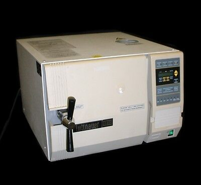 Tuttnauer 2340e Autoclave Sterilizer 19l Dental Tattoo Veterinary Salon