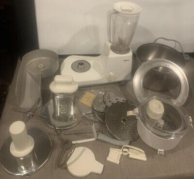 Bosch Universal Kitchen Machine UM3 Magic Mixer Attachments