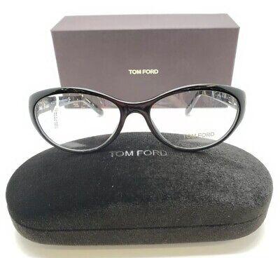 TOM FORD TF5244 001 OPTICAL 54-16-135 FRAME PRESCRIPTION GLASSES NEW W. (Tom Ford Prescription Glasses Womens)