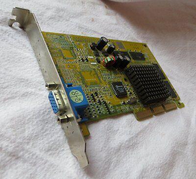 Tnt2 M64 32 Mb (NVIDIA TNT2 M64 - AGP - 32MB AGP Grafikkarte passiv)