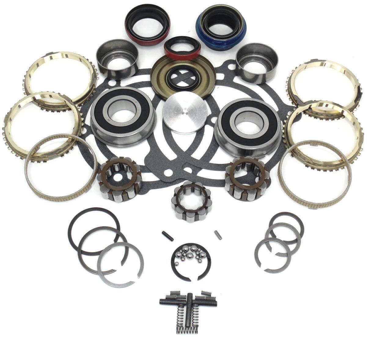 Getrag NV3500 NV3550 Chevy Jeep Dodge 5 Speed Trans Rebuild Bearing Kit  BK235GWS | Shopping Bin - Search eBay faster