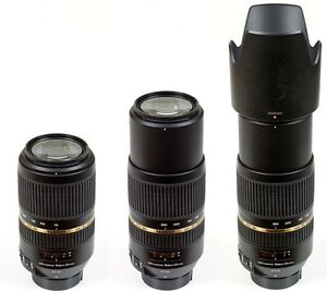 Zoom lens for Canon - Tamron 70-300