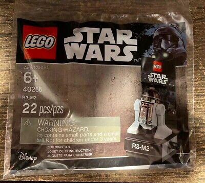 LEGO STAR WARS 40268 -  R3-M2 - BRAND NEW!! SEALED!! POLYBAG!!